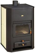 Wood Burning Stove 29 kW Back Boiler Log Burner Woodburning Prity WDW24 NEW
