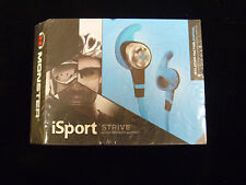 MONSTER ISPORT STRIVE HEADPHONES