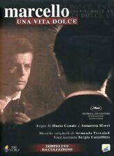 Dvd Marcello - Una Vita Dolce (2 DVD) (2006) - Documentario .....NUOVO