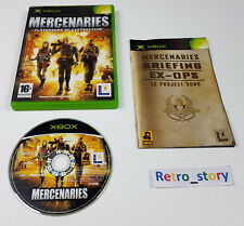 Microsoft Xbox - Mercenaries PAL