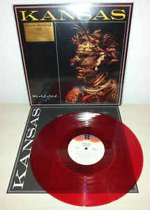 KANSAS - MASQUE - RED - MOV - MUSIC ON VINYL - LP