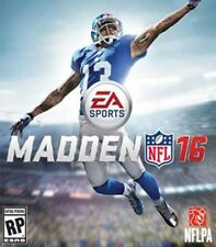 Sony PS3 Playstation 3 Spiel ***** Madden NFL 16 2016 *******************NEU*NEW