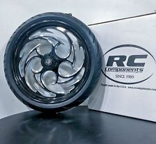 Harley Davidson- Savage Eclipse wheel and tire package by RC Components