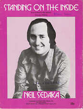 Permanente en el interior-Neil Sedaka - 1973 Partituras