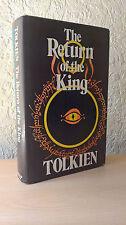 The Return of the King, J. R. R. Tolkien, George Allen & Unwin, London, 1980