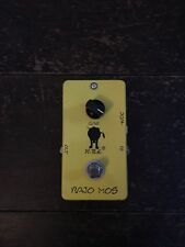 H.b.e (Homebrew Electronics) Bajo MOS bass pre-amp/Pedale Booster