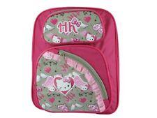 Hello Kitty Rucksack Kindergarten-Tasche Freizeit pink mit Fahrrad-Befestigung 2