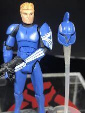 Hasbro Star Wars Clone Wars CW31 Captain Argyus Senate Commando Security