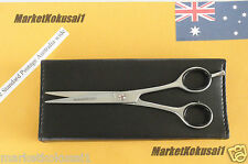 """6.5"""" Professional Barber Hair Cutting Hairdressing Scissors Sand Blasted"""