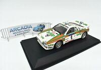 Coche Auto Lancia Delta S4 9 Totip Rally HPI Racing Escala 1/43 Rallye Raro