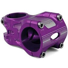 Hope AM Freeride 0 Degree 50mm Length Stem For 35mm Handlebar Purple - Brand New
