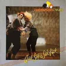 Thompson Twins-Quick Step & Side Kick (LP) (EX/G +)
