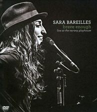 Brave Enough: Live at the Variety Playhouse [Clean] by Sara Bareilles (DVD, Oct-2013, Epic)