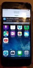 Apple iPhone 6s - 16GB - Space Gray (AT&T) Functional but Locked & Blacklisted