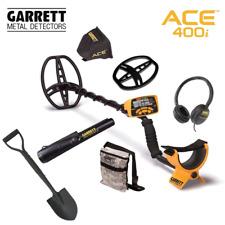 Sparset Garrett ACE 400i Metalldetektor Komplettset