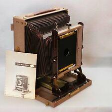 KODAK MASTER 8X10  – View Camera in Exquisite Condition
