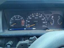 ford courier 98 - 07 petrol manual instrument cluster GAUGES