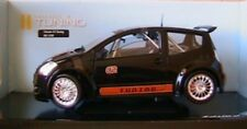 CITROEN C2 TUNING NOIRE BLACK SPORT SCALE 1/18 SOLIDO