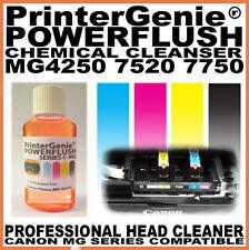 Funda Kit de limpieza se adapta a: Canon Pixma mg4250 7520 7750-Cabezal de impresión Desatascador