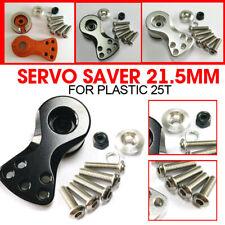 Aluminum Servo Saver 21.5mm For Plastic 25T Output Gear Ajustable Hi-Torque SR