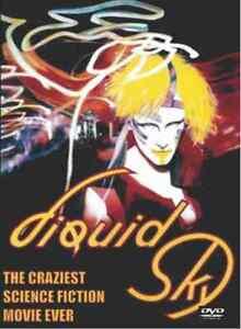 Liquid Sky 1982 - Sci Fi - Anne Carlisle, Paula E. Sheppard, Susan Doukas - DVD