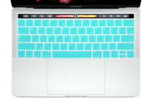 Arabic Keyboard Cover Silicone Skin For Macbook Pro13 15 Touch Bar 2016/2017 New