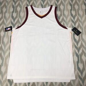 Nike Aeroswift Cleveland Cavs Blank NBA LeBron James Training Jersey AH9337-100
