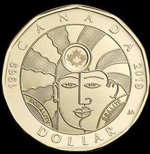 2019 Canada $1 Equality Loonie Coin BU - No Tax