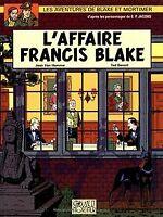 Blake et Mortimer, tome 13 : L'affaire Francis Blake de Je... | Livre | état bon