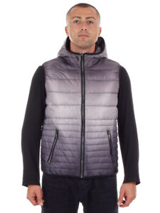 CMP down Vest Functional Vest Grey Teflon Insulating Hood