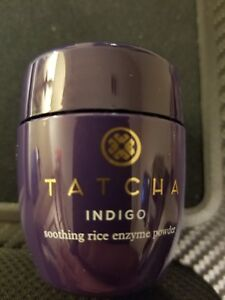 Tatcha Skin Care INDIGO SOOTHING Rice Enzyme Powder 0.35 OZ