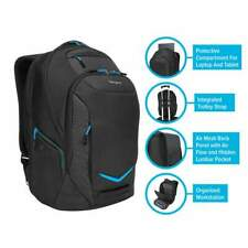 """NEW Targus Active Commuter Backpack 15.6"""" Notebook Computer Carry Case TSB950US"""