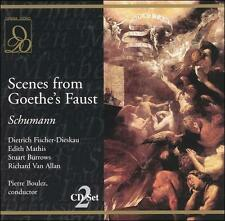FREE US SHIP. on ANY 3+ CDs! NEW CD : Schumann: Scenes from Goethe's Faust Live