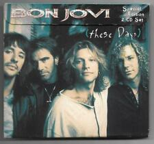 Bon Jovi - These Days Special Edition **Germany 2CD Album** VGC