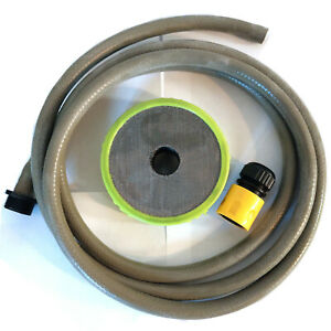 Petrol Pressure Washer Suction Hose And Filter