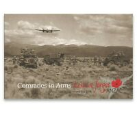 New Zealand 2009 Mini Sheet Booklet ANZAC Comrades in Arms Part II Mint Unhinged