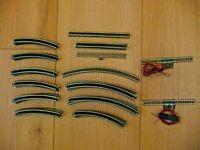Märklin Miniclub - 59-teiliges Gleiskonvolut - Maßstab Z