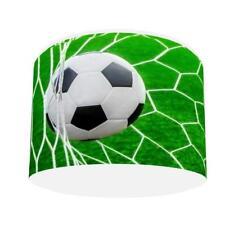 FOOTBALL GOAL LIGHT SHADE KIDS ROOM matches duvet set  FREE P&P