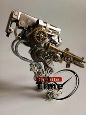 Steampunk style pure Handmade mechanical model ornaments Mens Watch Parts Mecha