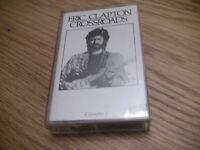 "Eric Clapton ""Crossroads"" Cassette no. 1"