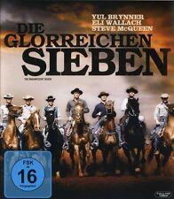 Die glorreichen Sieben - Blu-Ray - Yul Brynner / Steve McQueen
