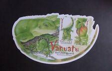 Vanuatu 2007 Banded Iguana self adhesives MS MS1017 MNH UM unmounted mint