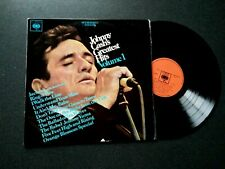 JOHNNY CASH GREATEST HITS VOLUME 1 LP RECORD
