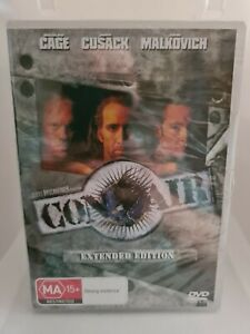 Con Air DVD R4 Like New! FREE POST