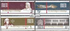 Malta 534-537 postfris 1976 Anatomieschule