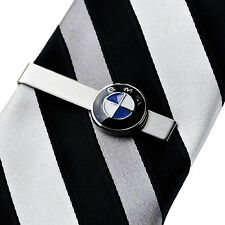 BMW Tie Clip - Tie Bar - Tie Clasp - Business Gift - Handmade - Gift Box