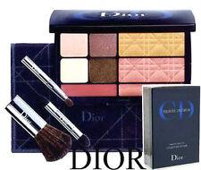 100%AUTHENTIC Ltd Edition DIOR SUMMER COLLECTION MakeUp&BRUSH SET TRAVEL PALETTE