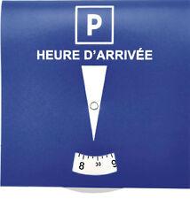 1 DISQUE DE STATIONNEMENT FRANCAIS Zone Bleue neuf