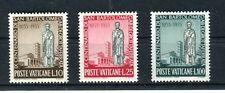Vaticano 1955 9° centenario morte San Bartolomeo MNH