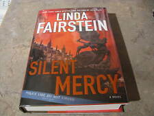 SILENT MERCY LINDA FAITSTEIN SIGNED TITLE PAGE  BRAND NEW TRUE1 PRINTING
